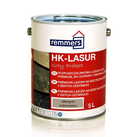 remmers hk lasur grey protect 5 l srebrnoszary. Black Bedroom Furniture Sets. Home Design Ideas