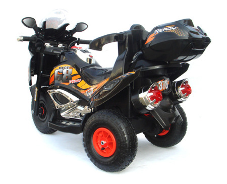 Kinder Elektromotorrad MP3